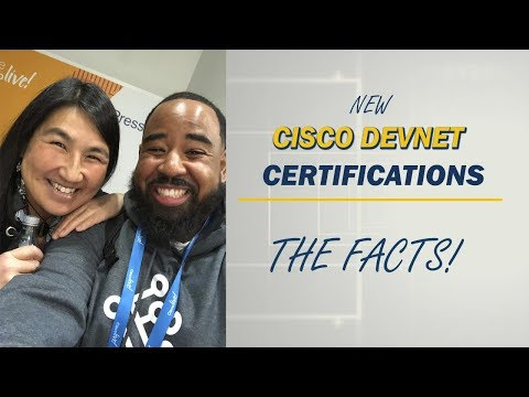 Are the new Cisco DevNet certifications just for developers?