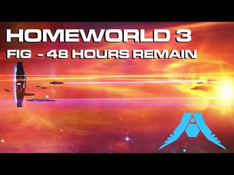 Homeworld 3: Fig Update Week 3 - Delicious Destruction on Fig