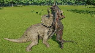 Indoraptor Killing Spree - Jurassic World Evolution