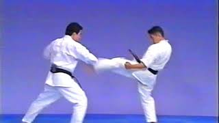 №3-1Prearranged Fighting #Kyokushin #Karate #Encycklopedia #Киокушин #каратэ Энциклопедия