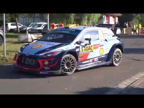 WRC 2018 || World Rally Cars On The Public Roads!