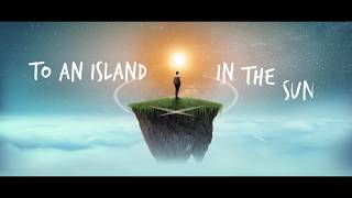 GAMPER & DADONI - Island In The Sun (feat. Conor Byrne) [Official Lyric Video]