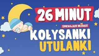Kołysanki Utulanki dla Najmłodszych (26 minut)