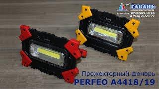 Фонарь прожекторный PERFEO A4418/19 COB 10W