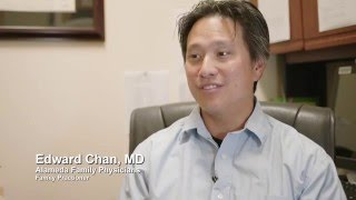 Edward Chan, MD: Why I Went into Medicine