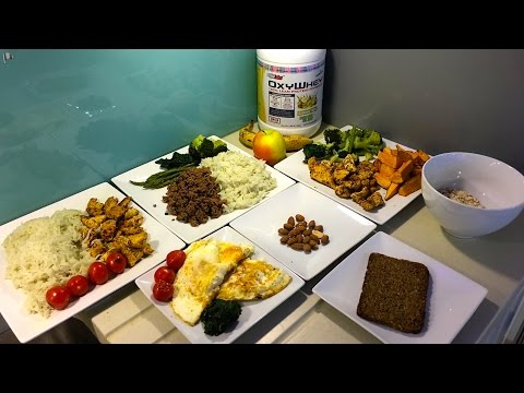 Nutrition Basics: How To Meal Prep 3,000 Calories (Episode 3)