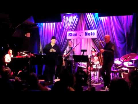 Blue Note NYC - Afro Blue - sax solo