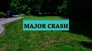 MJX RC Bugs 16 Pro - Major Crash, 2nd Crash in 3 days while trying real-estate video & photo capture