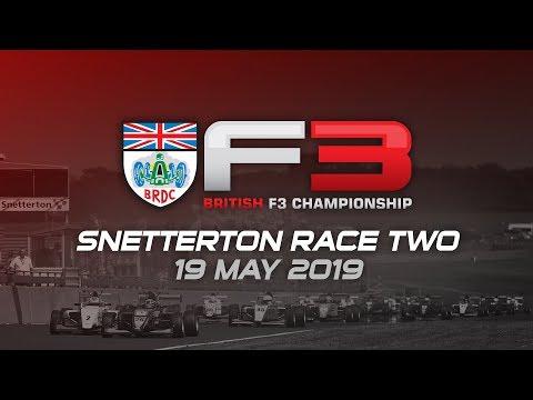 Race 2 - Round 5 - Snetterton 2019