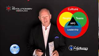 Tony Dovale The REVOLUTIONARY WORKPLACE- CLEARx RightMindsets