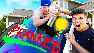 10 Ways Unspeakable Pranks Preston!