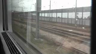preview picture of video 'Riding the Chunnel from London to Paris HD'