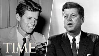 JFK: The 35th U.S. President John F. Kennedy