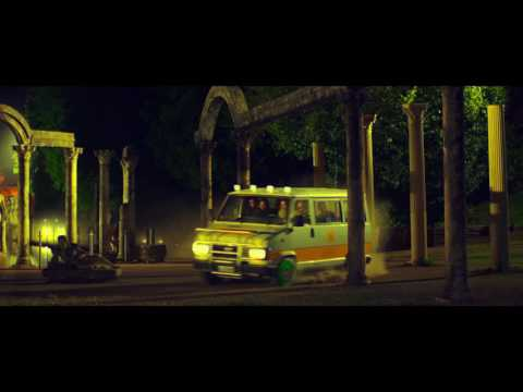 MovieTrainer: Smetto Quando Voglio. Masterclass - clip villa adriana