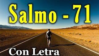 Salmo 71 - Oración De Un Anciano (Con Letra) HD.