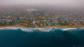 Laguna Beach, Ca DJI Phantom 3 sample footage graded