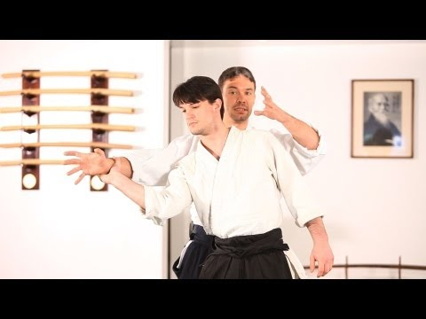 How to Do Irimi Nage | Aikido Lessons