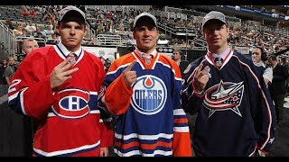 NHL Draft First Round Steals and Missteps from 2003-2016