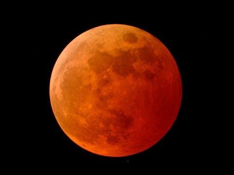 العرب اليوم - شاهد : بثّ مباشر لخسوف القمر