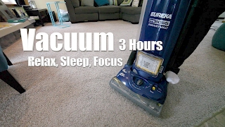 Vacuum Cleaner Sound And Video 3 Hours   Relax, Focus, Sleep, Soothe Baby