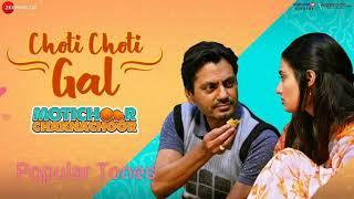 Chhoti Chhoti Gal Da Motichiir Chaknachoor Ringtone Popular Tones