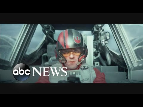 First look at 'Star Wars: The Last Jedi' trailer