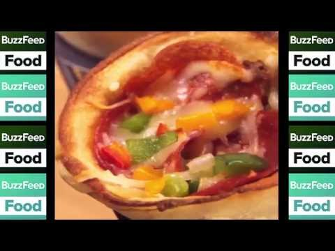 How To Make The Pizza cone