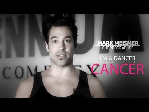 I'm a Dancer Against Cancer - Mark Meismer, Chelsie Hightower, Liz Imperio, Tony Dovolani