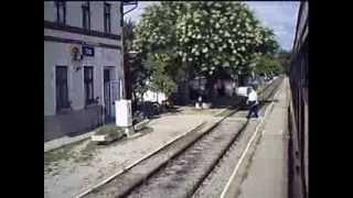 preview picture of video 'Indulás Tab állomásról 2011. augusztus 13-án'
