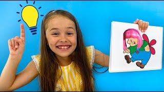 ЧЕЛЛЕНДЖ Ассоциации от Арины / новое смешное видео для детей