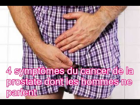 Remèdes populaires traitement de la prostatite