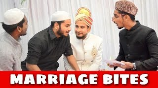 Marriage Bites ||Indian marriages||funny grooms||Hyderabadi comedy ||