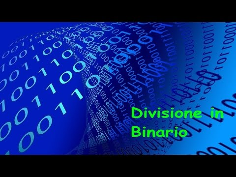 Voglio provare le azioni binarie
