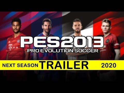 PES 2013 Next Season Patch 2020 - Trailer