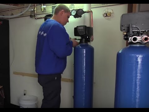 Video Arsenic in Well Water: Treatment Options