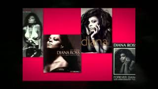 DIANA ROSS  now that there's you