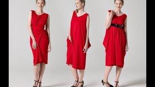 How To Make A Wrap Dress   Teach Me Fashion