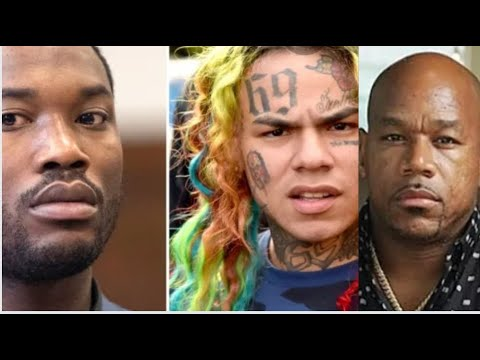 """Meek Mill Gets Called Out Wack100 Say """"Stop Rapping Gangster if You Scared of Jail"""""""