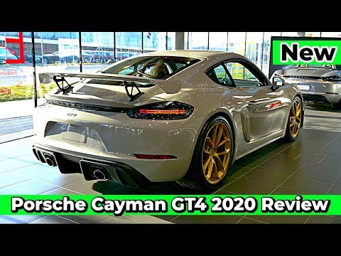 New Porsche Cayman GT4 2020 Review Interior Exterior