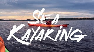 Морской каякинг, часть 1. Первые дни на воде, что ожидать новичку?