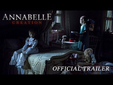 Movie Trailer: Annabelle: Creation (1)