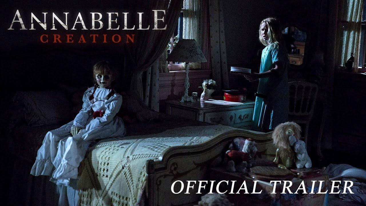 Video trailer för ANNABELLE: CREATION - Official Trailer