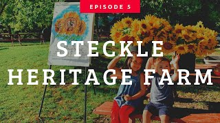 Steckle Heritage Farm: growing green
