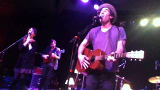 Joshua Radin & Laura Jansen @ ShowBox You Got Growing Up To Do.MOV