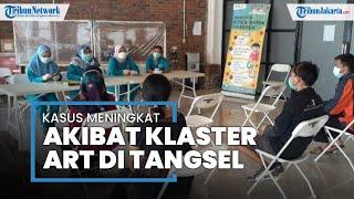 Seusai Libur Lebaran, Muncul Klaster ART di Tangsel, Rumah Lawan Covid-19 Padat Pasien