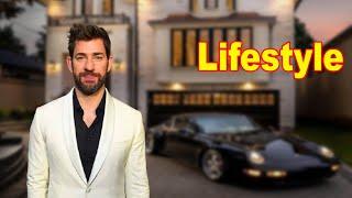 John Krasinski - Lifestyle 2021 ★ Girlfriend, Age, Instagram, House, Family & Biography
