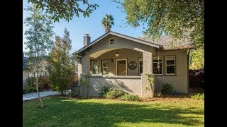 Amazingly Renovated 1926 Craftsman Home For Sale -Bungalow Heaven Realty Update