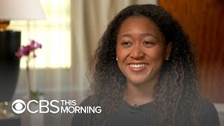 "Why Naomi Osaka is ""nervous"" to talk to Serena Williams"