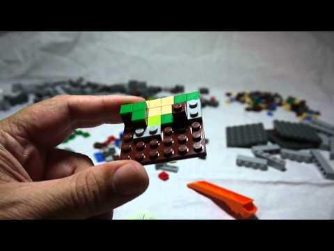 Piecing Together LEGO Minecraft