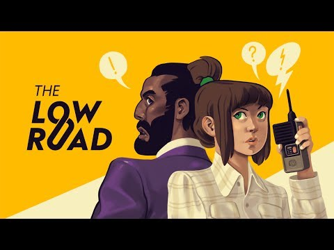 The Low Road - Official Trailer thumbnail